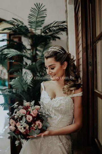 Buquê para noiva