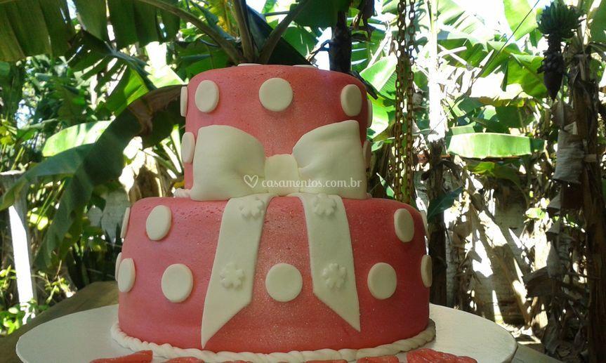 Arte no bolo