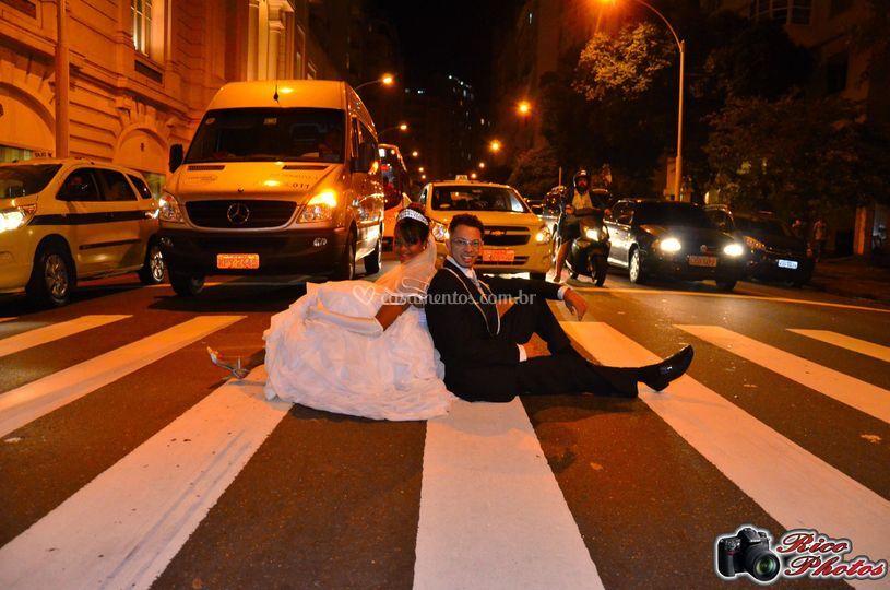 Pré wedding em Copacabana - RJ