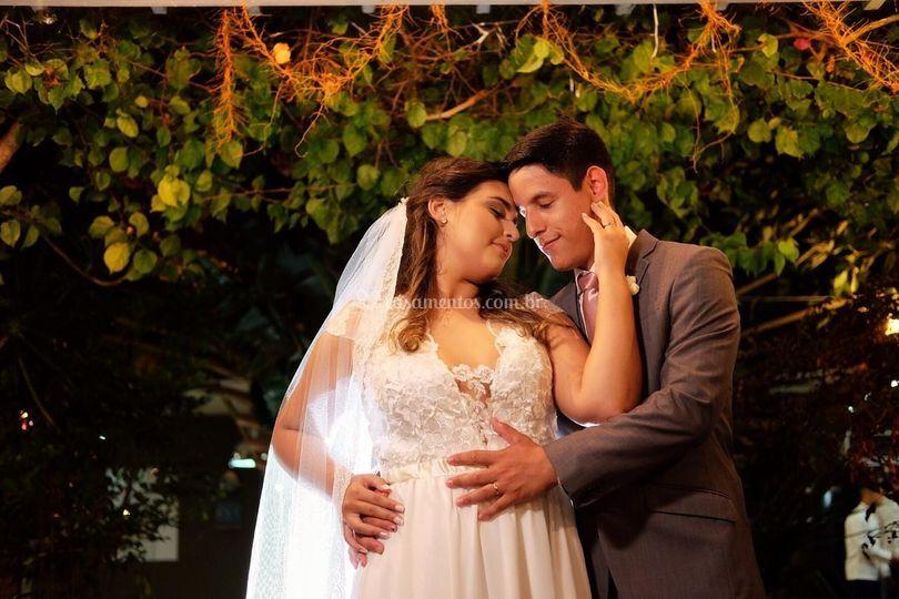 Noivos Laura & Maurício
