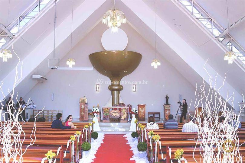 Igreja São Fco de Assis