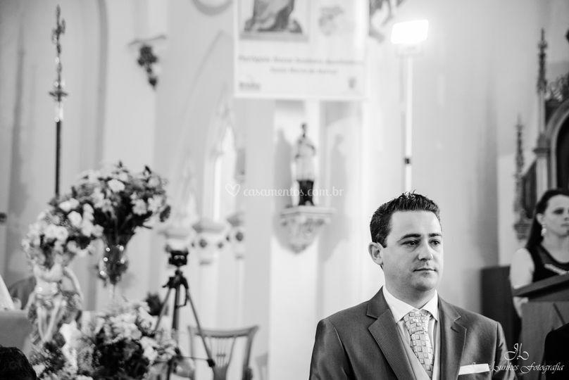 Aflição do noivo