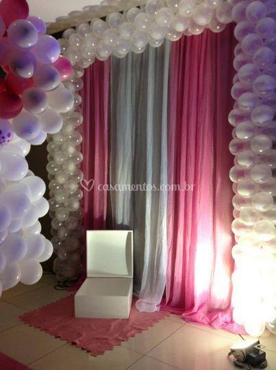 Bela decoração