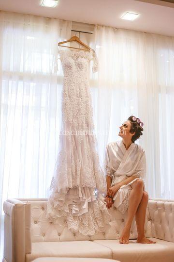 Vestido da Noiva...