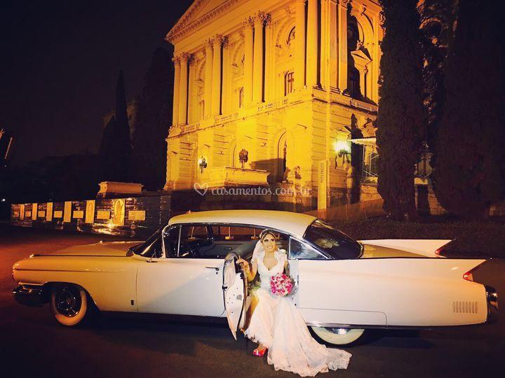 Cadillac Fleetwod 1960