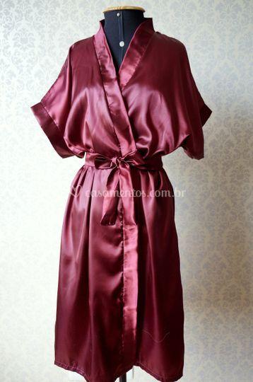 Robes bordados personalizados