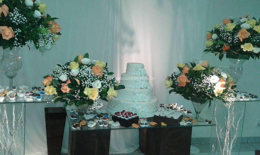 Mesa de bolo css