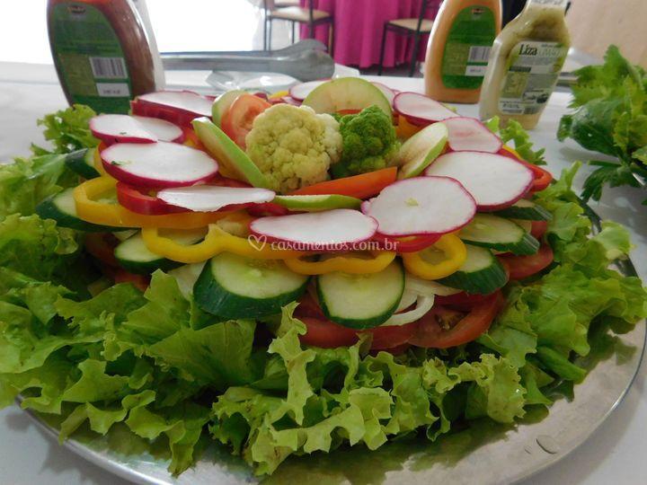 Deliciosas salada