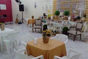 Salão de Festas Comemorando