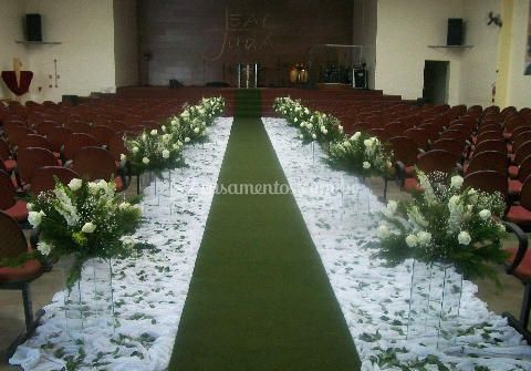 Decoração Cerimônia