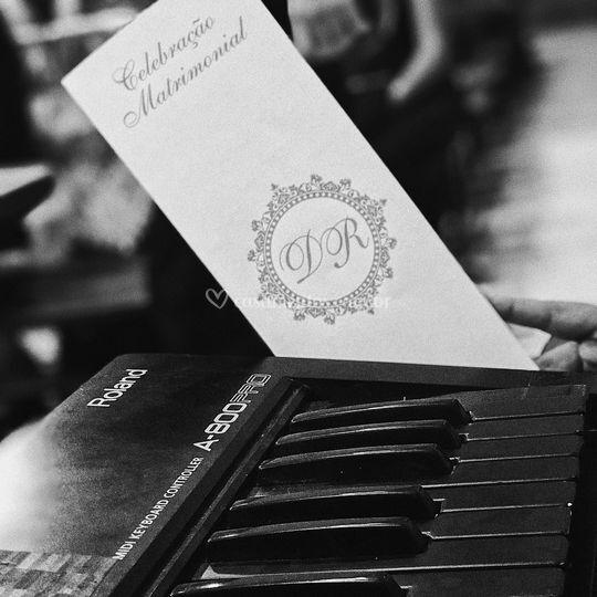 Voz & Piano - Cerimônia