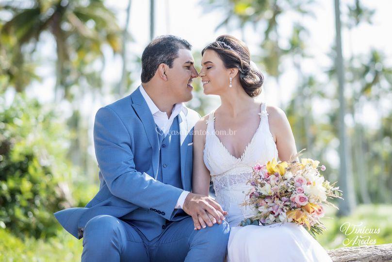 Pós wedding em Coqueiral