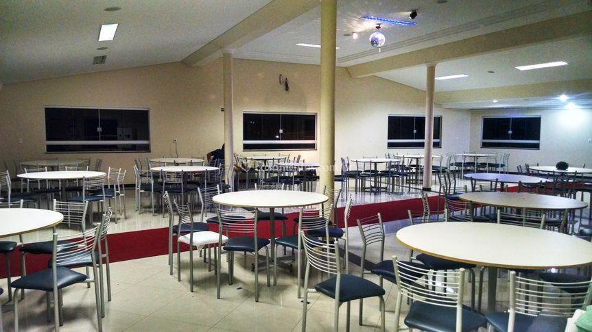Casa Hall Eventos