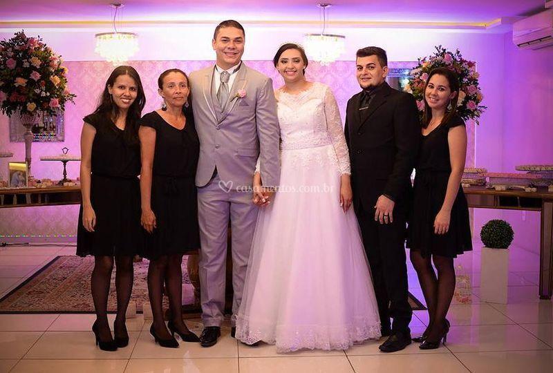Casamento Raquel e Marcos.