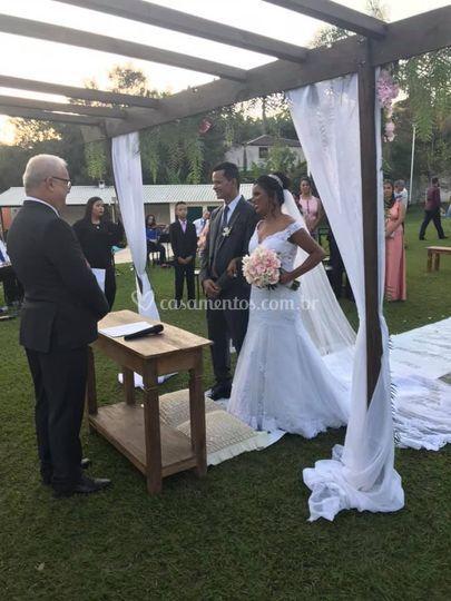 Casamento Jair e Gabriela