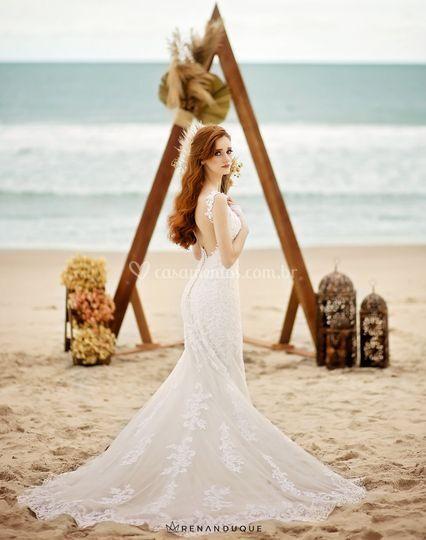 Noiva na Praia  - Barbara