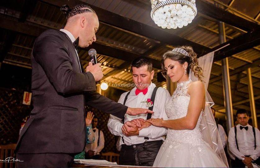 Casamento Juliana e Josuel
