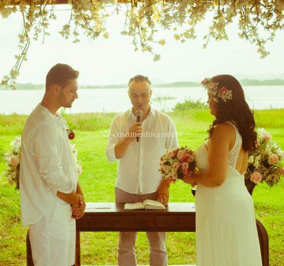 Casamento Stwart e Damarys