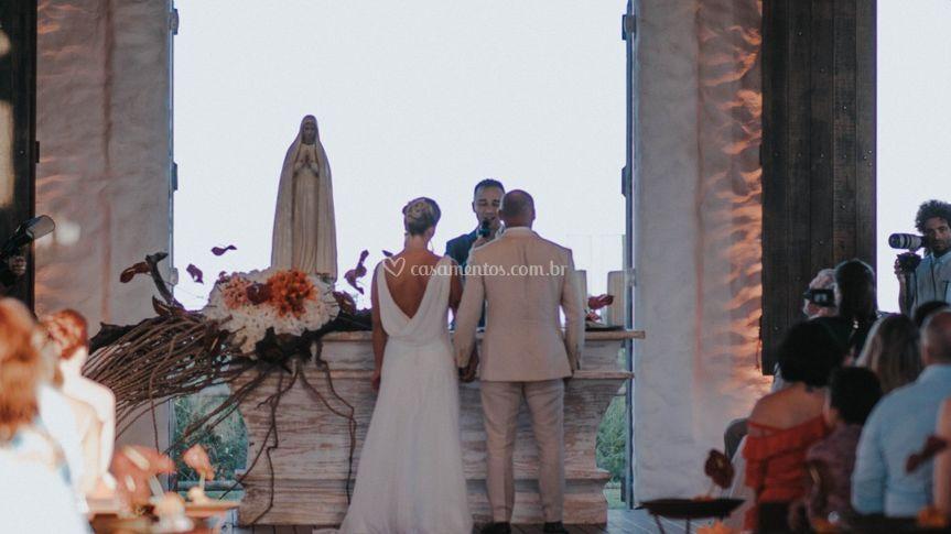 Casamento Andrea e Fred