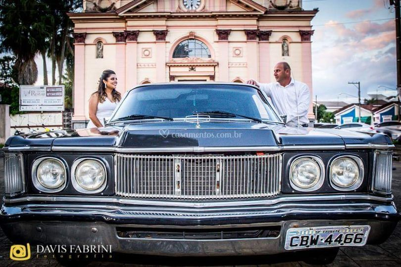 O Carro da Noiva