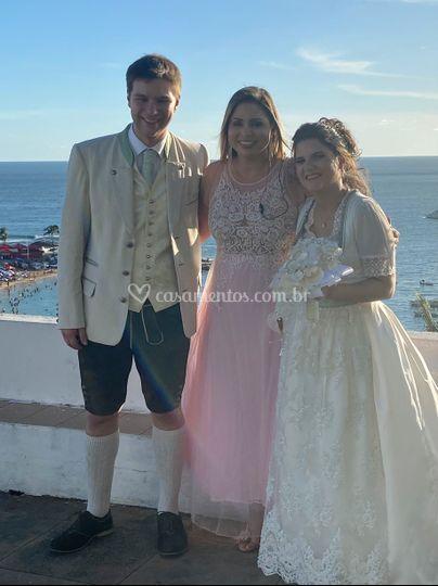 Casamento em Salvador/BA