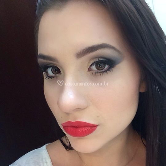 Make up Débora Speck