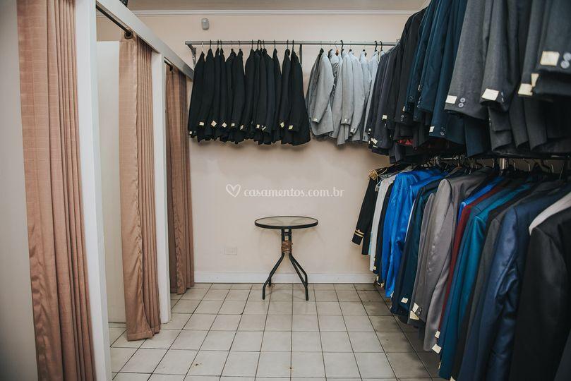 Sala de masculinos