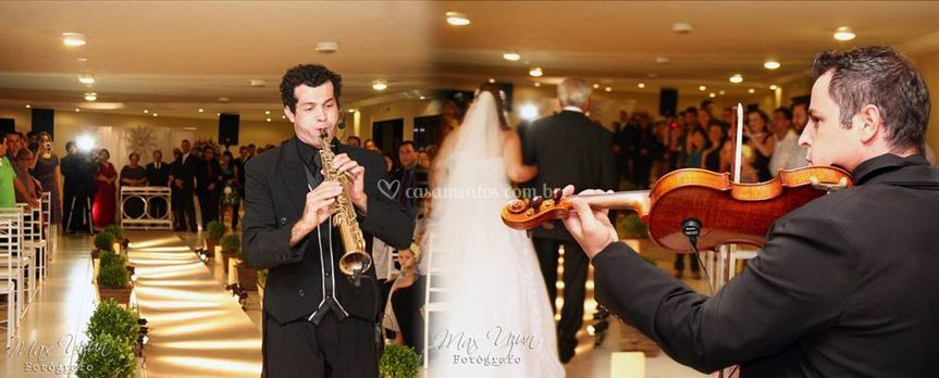 Músicos cerimoniais