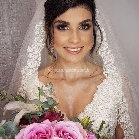 Noiva Tamires