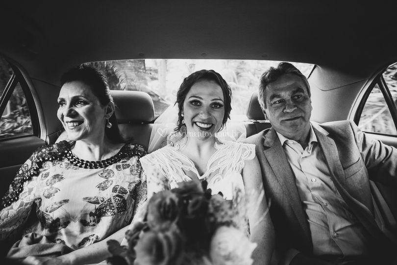 Reportagem fotográfica de casamentos
