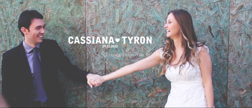 Cassi + Tyron