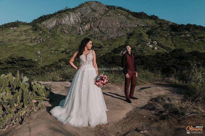 Vestidos para pré-wedding