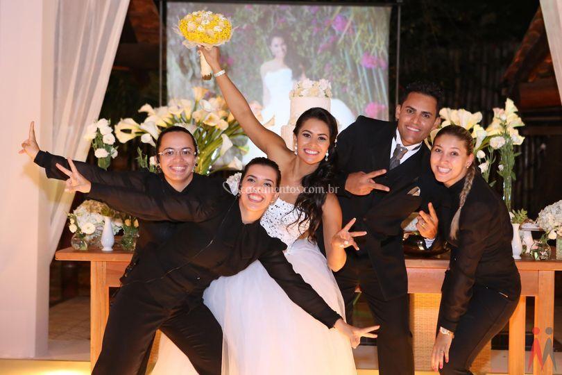 Cada Casamento, Uma História