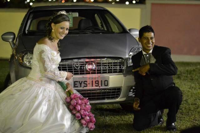 Buquê de noivas