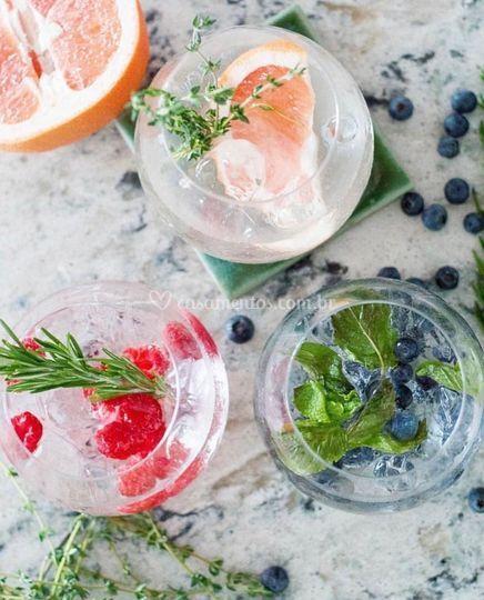Gin Tônica e Especiarias