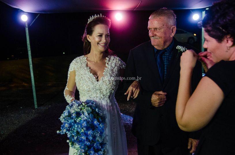 Casamento luzinete e fábio