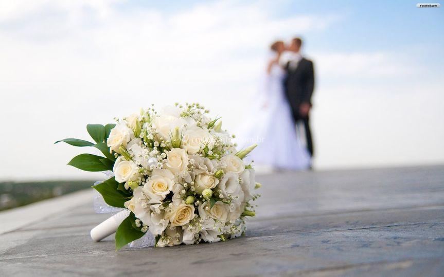Para paz dos noivos