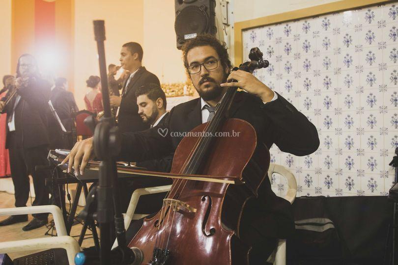 Nosso Violoncelista