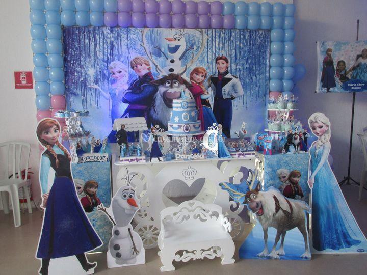 Festa infantil- frozen
