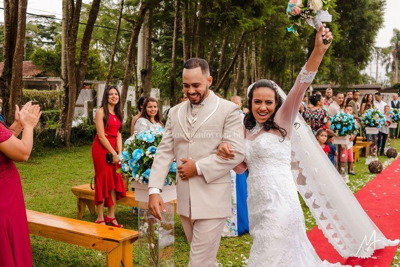 Casamento Melany e Victor