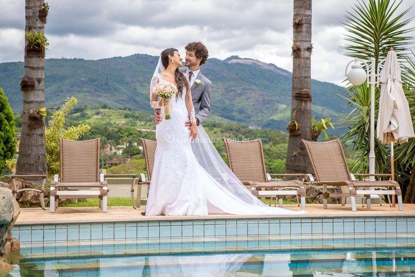 Casamento Luiza & David