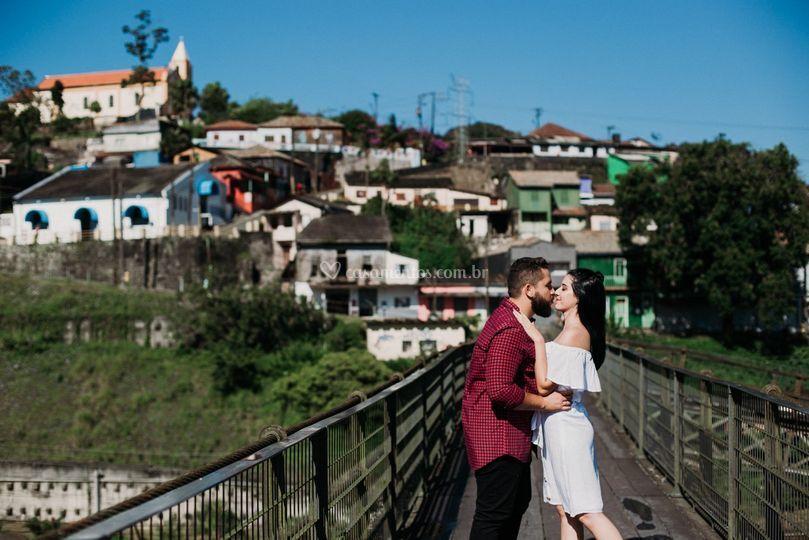 Ensaio Paula e Jorge