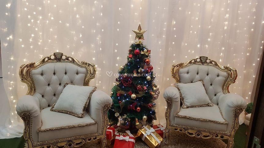 Natal dluia eventos