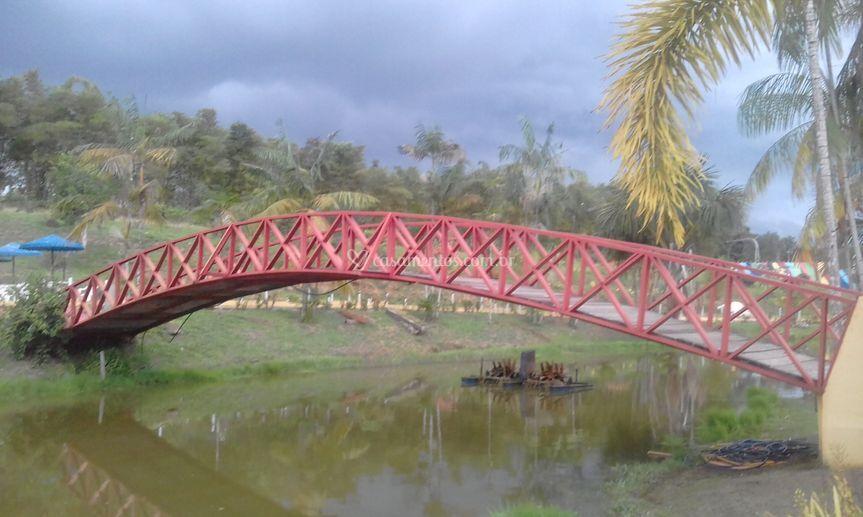 Ponte do lago