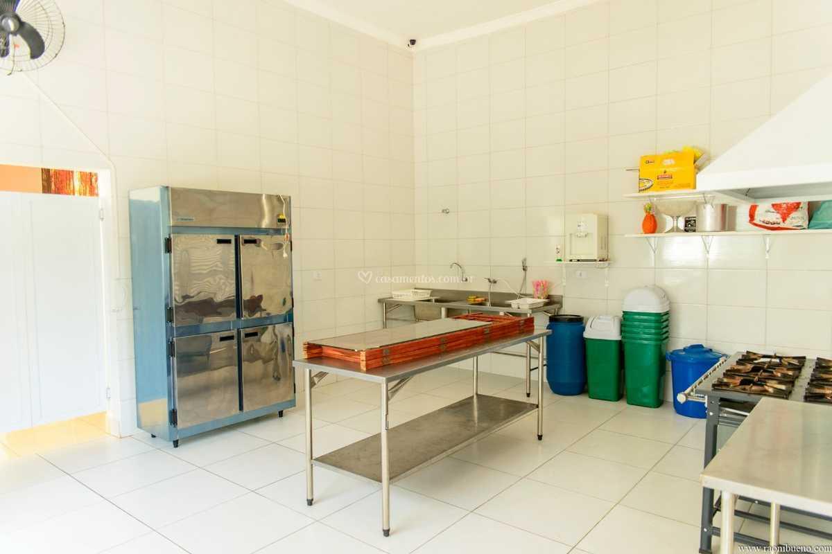 Cozinha Industrial De Espa O Bella Rosa Foto 52