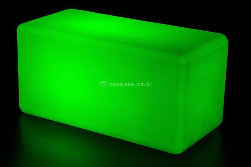 Cubo 86 Led RGB