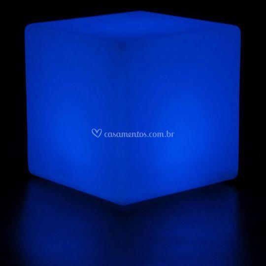 Cubo 43 Led RGB