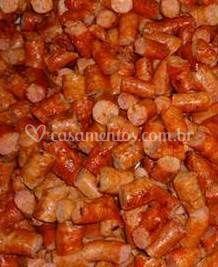 Comida de Buteco: Linguicinha