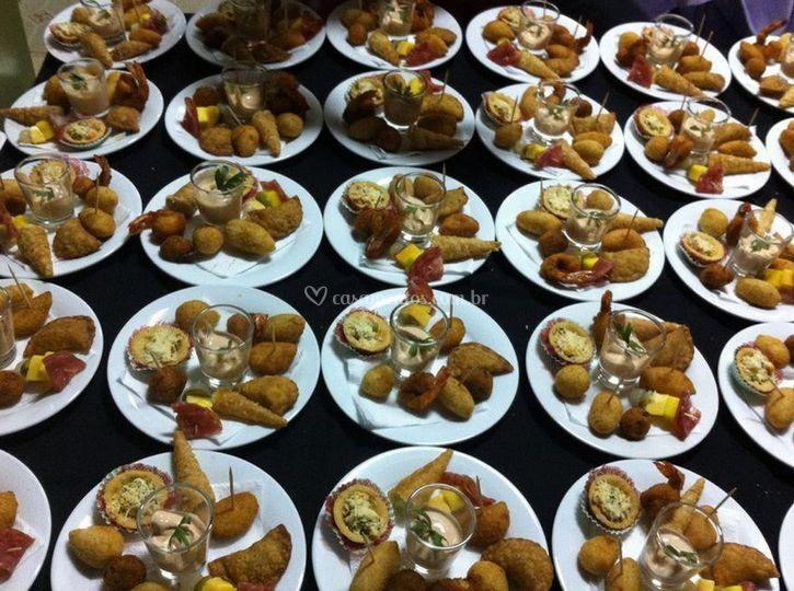 Rabellu's Buffet