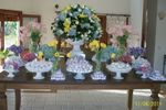 Mesas de bolo